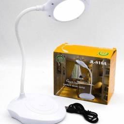 Título do anúncio: Luminária flexível de Led para mesa