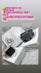 Relógio Smartwatch D20 (fazemos entrega)