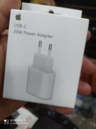 Carregador Turbo 20w Usb-c Fonte iPhone<br><br>