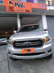 Ford Ranger XLS 2.2 4X4 CD Automática Diesel 2020 ( Garantia de Fabrica )