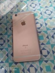Título do anúncio: iPhone 6s 64GB Novinho