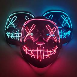 Título do anúncio: Máscara Neon