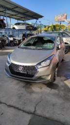 Sucata Hyundai HB20 1.6A Comf 2019 para retirada de peças
