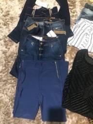 Título do anúncio: Vendo lote de roupas novas