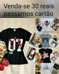 T-shirt promoção