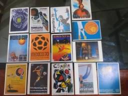 Título do anúncio: Cards Copas do mundo.