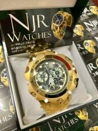Relógio invicta new hybrid preto novo lacrado