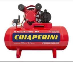 Título do anúncio: Compressor 10 pés 110 litros