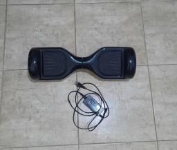Hoverboard preto novo 6 polegadas com carregador