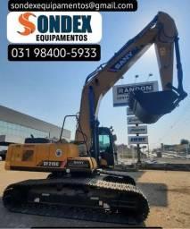 Título do anúncio: Aluguel equipamento Escavadeira