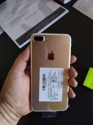 iPhone 7 plus 128GB vitrine  Envio pra  todo Brasil