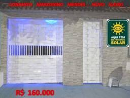 Título do anúncio: Casa Conjunto Amazonino Mendes Com Energia Solar.