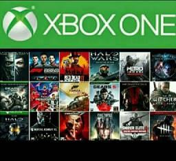 Jogos XBOX one s e x