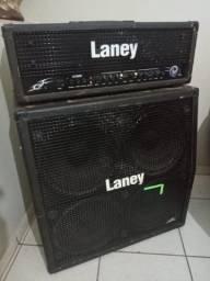 Título do anúncio: Amp cubo guitarra Laney não envio