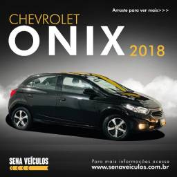 Título do anúncio: Onix Ltz 1.4 Aut 2018