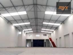 Título do anúncio: Galpão para alugar, 750 m² por R$ 15.000,00/mês - Macuco - Santos/SP