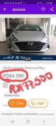 Compare e compre um zero km por R$ 7.000 a menos e mais acessórios que na concessionária.