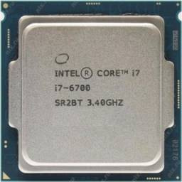 Processador Core i7 6700 (6ª geração) - LEIA