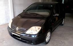 Renault Scenic RXE 2.0 Aut + Kit Gás - 2002