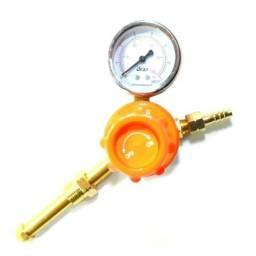 Regulador de pressão para Botijão / Cilindro de Gás GLP 45kg.