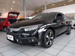 Honda Civic CIVIC 1.5 TURBO GASOLINA TOURING 4P AUT 4P - 2018