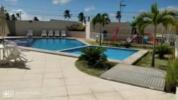 Apartamento na Barra dos Coqueiros, 02 quartos