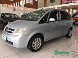 Chevrolet Meriva Maxx 1.8 - Prata - 2006 - 2006