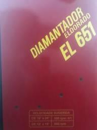 Torno Diamantador