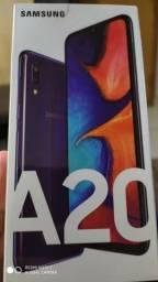 Galaxy A20 32Gb (Novo, Lacrado, Nota fiscal)