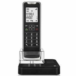 """Telefone Sem Fio Motorola IT6 6.0 Visor 2.2"""" Secretária Eletrônica Novo na cxa entrego"""