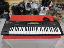 Teclado Sintetizador Roland Xp-30 Perfeito!
