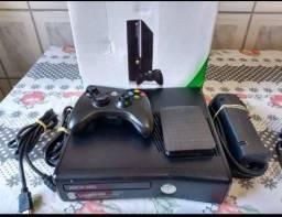 XBox 360 + de 8000 jogos - KINECT GRATIS!!!