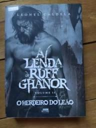 A lenda de Ruff Ghanor - o Herdeiro do Leão