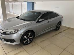 Honda Civic EXL, aut. 2.0, ano 2017, 22 km - 2017