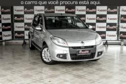 Renault Sandero Privilege 1.6 Flex (Automático, Impecável) - 2012