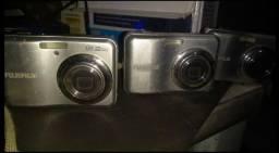 Camera FujiFilm 12.2 MP - 03 unidades
