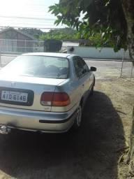 Honda Civic 98 gnv automático - 1998