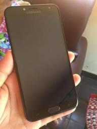 Vendo J4 celular em estado de novo