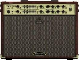 Amplificador Para Violão E Voz Acx1800 180w - Behringer - 110v