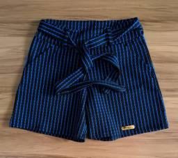 Shorts feminino com laço ATACADO Várias cores