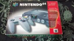 Vendo Nintendo 64 de Colecionador