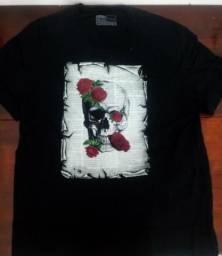 Camiseta masculina - nova