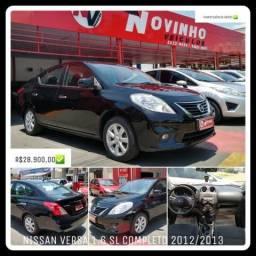 Nissan/Versa Sl 1.6 2012/2013 - 2013