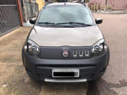 Fiat Uno 1.4 Evo Way 8v Flex 4P Manual Banco de Couro 89 mil km - 2011