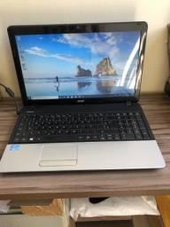 Notebook acer aspire i5 ótimo estado
