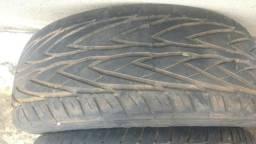 2 pneus 15 remold 195/60 new tire