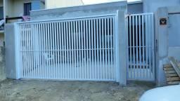 Portões direto de fabrica (ferro galvanizado e alumínio)