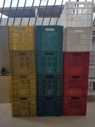 Caixa Plástica Agrícola Hortifruti Organizadora