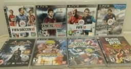 Vendo ou troco jogos de ps3 originais