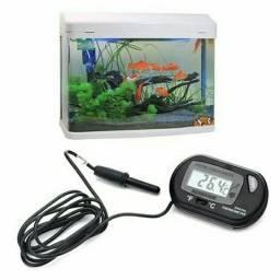 Termômetro para aquário